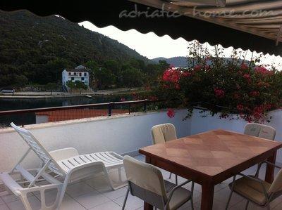 Apartmaji Villa Paradise IV 10218, Lastovo, , Regija Dubrovnik