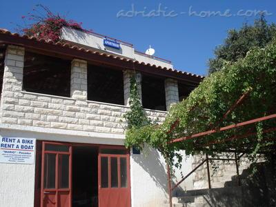 Апартаменти Villa Paradise III 10229, Lastovo, , Дубровник-Неретва