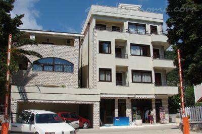 Studio apartman VILLA AZUR II 10841, Petrovac, , Priobalni dio (Crna Gora)