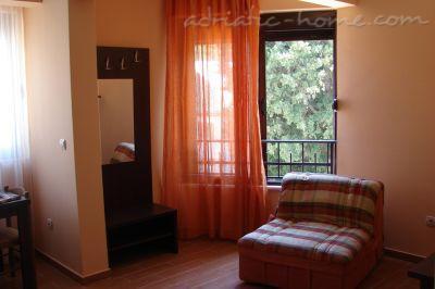 Appartementen VILLA AZUR III 10842, Petrovac, , Priobalni dio (Crna Gora)