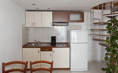 Апартаменты MARIJA VII 10917, Brela, , Сплит-Далмация