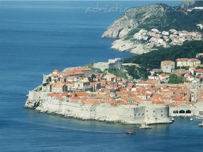 Enrumslägenhet IVONA 10963, Lapad, Dubrovnik, Dubrovnik regionen