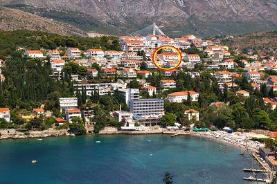 Апартаменты IVONA II 10964, Lapad, Дубровник, Регион Дубровник
