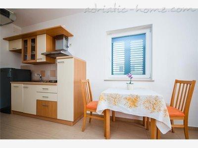 Leiligheter Ružmarin app studio 2 11318, Novalja, Pag, Zadar-regionen