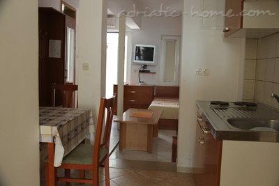 Studio apartment Villa DELTA III i VIII 12171, Blace, , Dubrovnik Region