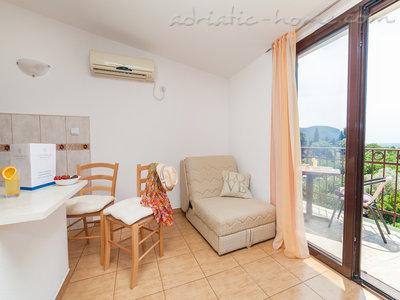 Apartamento estúdio VIKTORIJA II 12208, Buljarica, , Priobalni dio (Crna Gora)