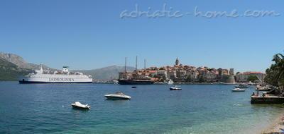 Apartamentos ADRIATIC III 12726, Korčula, Korčula, Provincia Dubrovnik-Neretva