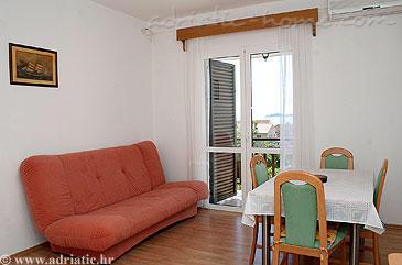 Apartamente BILIĆ IV 13460, Orebić, Pelješac, Regiunea Dubrovnic-Neretva