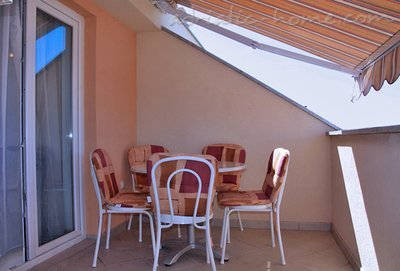 Appartements Jakić 4+2 14530, Tučepi, , Région de Split-Dalmatie