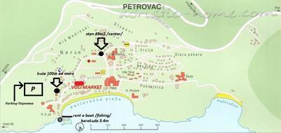 Enrumslägenhet IVANOVIC 1 (Petrovac) 16865, Petrovac, , Priobalni dio (Crna Gora)