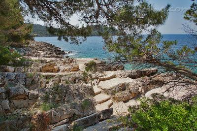 Ferienwohnungen Pecotić II 17232, Brna, Korčula, Dubrovnik Region