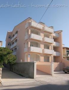 Appartements Golija A4 17266, Grad Pag, Pag, Région de Zadar