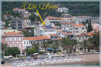 Апартаменты LILA AUREA II, www.lila-aurea.com  17761, Petrovac, , Priobalni dio (Crna Gora)