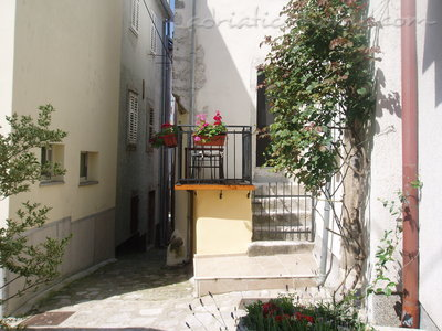 Appartementen Kapetanovic B2 18178, Krk, Krk, Regio Primorje-Gorski Kotar