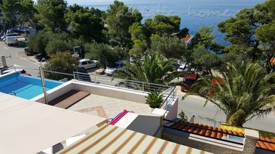 Apartments Croatia Brela Baška Voda Apartment 1857, Brela, , Region Split-Dalmatia