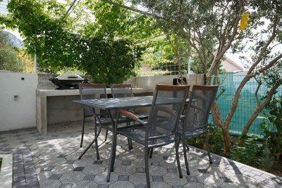 Studio apartment Brela-relax (2+1) 19658, Brela, , Region Split-Dalmatia