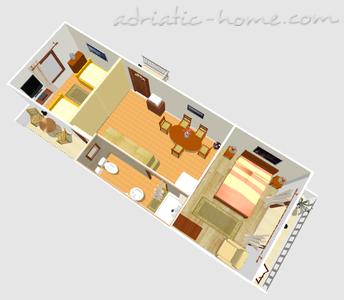 Apartmani Vukusic II SEVID 20367, Trogir, , Splitsko-dalmatinska županija