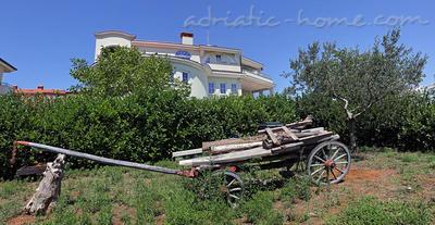 Apartamente Villa Noela 21092, Gregovica, Pula, Rajoni i Istrisë