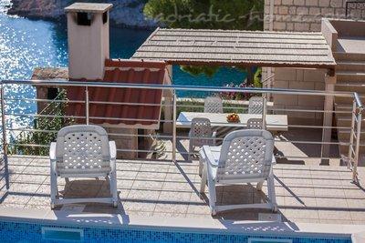 Apartamente Bili Osibova Milna - Apartment No. 3 21695, Milna, Brač, Regiunea Split-Dalmatia