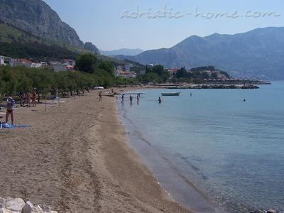 Leiligheter Ivan i Nada 22027, Omiš, , Split-Dalmatia regionen