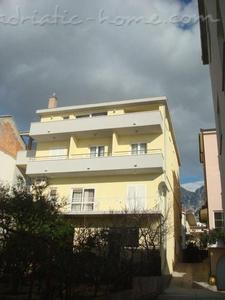Studioleilighet Sanja V 22658, Baška Voda, , Split-Dalmatia regionen