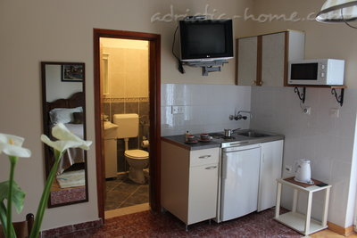 Studio apartman VILLA VUKOVIĆ V. 23186, Petrovac, , Priobalni dio (Crna Gora)