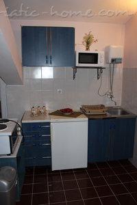 Studio apartman VILLA VUKOVIĆ V. II 23187, Petrovac, , Priobalni dio (Crna Gora)