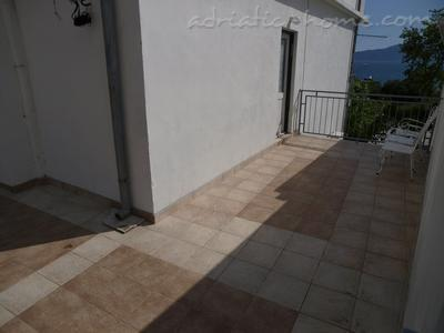 Комнаты Jure Bajić  23748, Podaca, , Сплит-Далмация