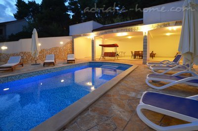 Villa Daria 24194, Prižba, Korčula, Dubrovnik Region