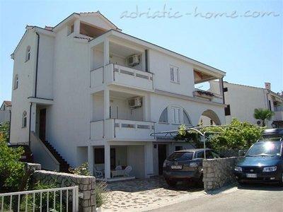 Apartmani Biserka 24766, Punat, Krk, Primorsko-goranska županija (Kvarner)