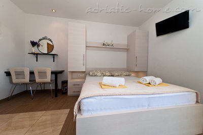 Monolocale Villa Medora, br.21, 2+1 osoba 24905, Baška Voda, , Regione di Spalato - Dalmazia
