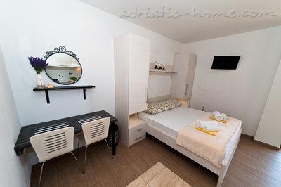 Garsónka Villa Medora, br.21, 2+1 osoba 24905, Baška Voda, , Splitsko-dalmatský kraj