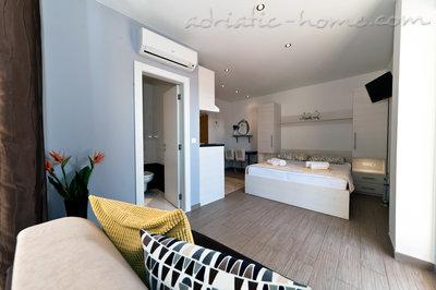 Studio Apartment Villa Medora, br.21, 2+1 osoba 24905, Baška Voda, , Region Split Dalmacja
