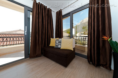 Квартира-студия Villa Medora, br.21, 2+1 osoba 24905, Baška Voda, , Сплит-Далмация
