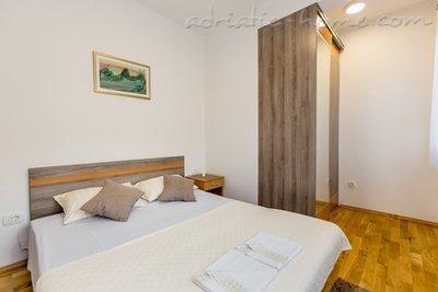 Studio apartman Br. 1 Sijerkovic Kumbor 24921, Kumbor (Herceg Novi), Herceg Novi, Priobalni dio (Crna Gora)