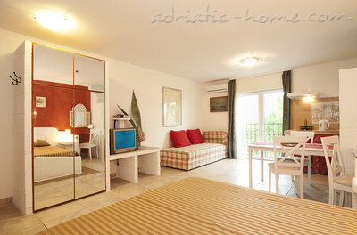 Apartmaji Villa Anna 25178, Baška, Krk, Regija Kvarner