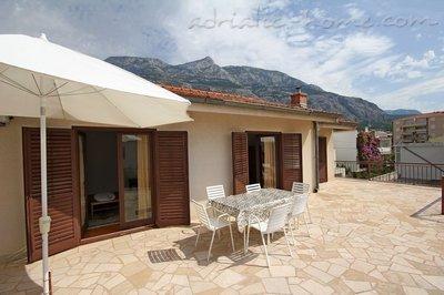 Apartmani Mikulic-Lavanda 26419, Makarska, , Splitsko-dalmatinska županija
