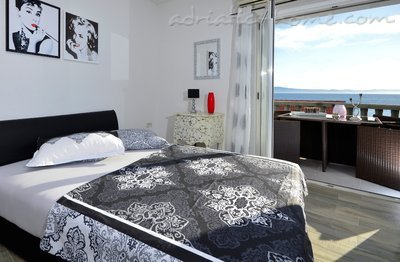 Studio apartment A2+2 26682, Drašnice, , Region Split-Dalmatia