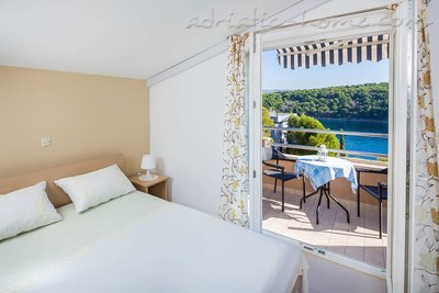 Apartamente Bili Osibova Milna - Apartment No. 4 27123, Milna, Brač, Rajoni i Splitit/Dalmacisë