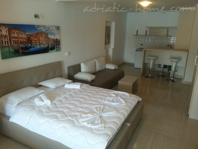 Studio apartament AURA 12 27492, Rafailovići, , Priobalni dio (Crna Gora)