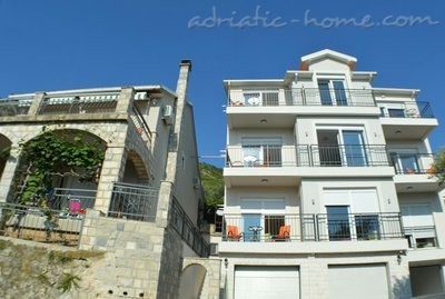 Апартаменти Apartment for 4 persons 27651, Budva, , Priobalni dio (Crna Gora)