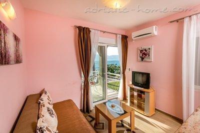 Studio apartman br. 7 Apartmani Sijerkovic 27785, Kumbor (Herceg Novi), Herceg Novi, Priobalni dio (Crna Gora)