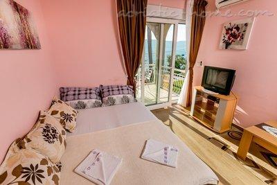 Studio apartma br. 7 Apartmani Sijerkovic 27785, Kumbor (Herceg Novi), Herceg Novi, Priobalni dio (Crna Gora)