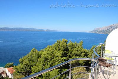 Leiligheter Villa Issea 30220, Brela, , Split-Dalmatia regionen