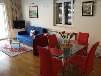 Apartments Villa Lara - BIG RED 30340, Budva, , Priobalni dio (Crna Gora)