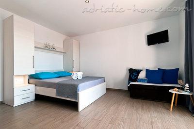 Apartamento estúdio Villa Medora, br.22, 2+1 osoba 30681, Baška Voda, , Região de Split-Dalmatia