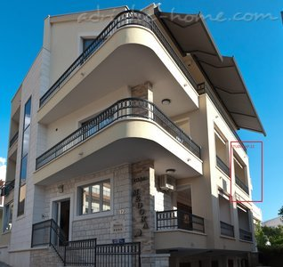 Студио Апартамент Villa Medora, br.22, za 2+1 osobu :) 30685, Baška Voda, , Сплит-Далмация