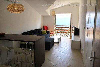 Apartmani A32 31798, Živogošće-Porat, , Splitsko-dalmatinska županija