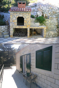 Leiligheter Matuško 33877, Saplunara, Mljet, Dubrovnik-regionen