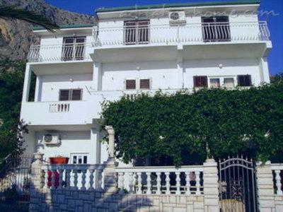 Апартаменти A8 34305, Drašnice, , Сплит-Далмация